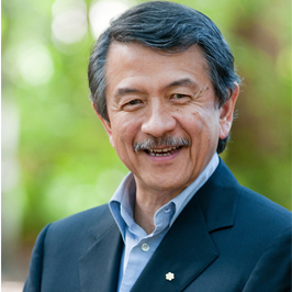 Dr. Victor Ling, TFRI's President and Scientific Director, who has been honoured with the LifeSciences BC Dr. Don Rix Award for Lifetime Achievement
