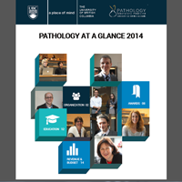 Pathology at a glance 2015
