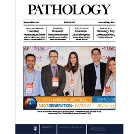 Pathology Newsletter Fall Winter 2015/16