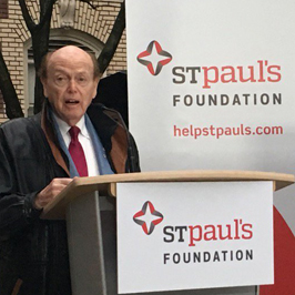 Vancouver billionaire Jim Pattison donates $75M towards new St. Paul's Hospital
