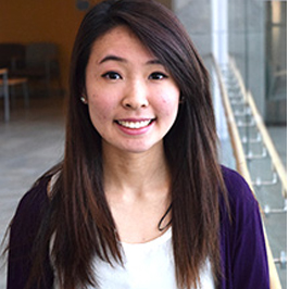 Lily Takeuchi – a fourth-year student in the Bachelor of Medical Laboratory Science (BMLSc) Program was part of UBC's BIOMOD team – who won gold last fall for their student-run project on a drug delivery system for brain cancer.
