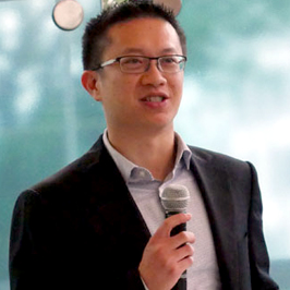 Dr. Tony Ng recipient of the Vancouver Coastal Health Research Institute