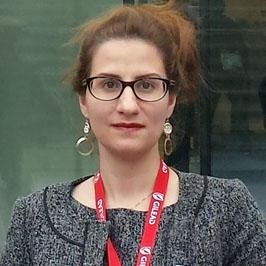 PhD Sara Saberi
