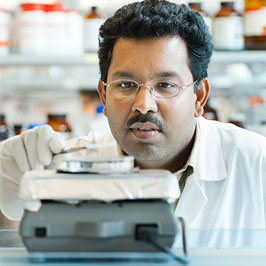 Jayachandran Kizhakkedathu  2017 Killam Research Prize