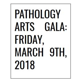 Pathology Arts Gala