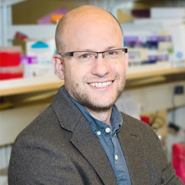 Dr. Christian Steidl is the recipient of the 2018 Allen Distinguished Investigator Award