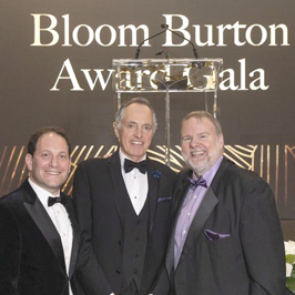 We are happy to share, Dr. Sorensen is the recipient of the 2019 Bloom Burton Award.