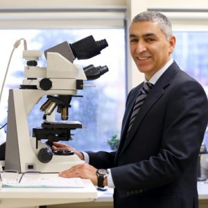 Dr. Reza Alaghehbandan, Clinical Associate Professor at the Dept of Pathology and Laboratory Medicine, has been elected a fellow of the American College of Epidemiology (ACE).