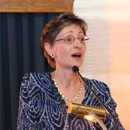 Dr. Monika Hudoba – Most Valuable Player Award